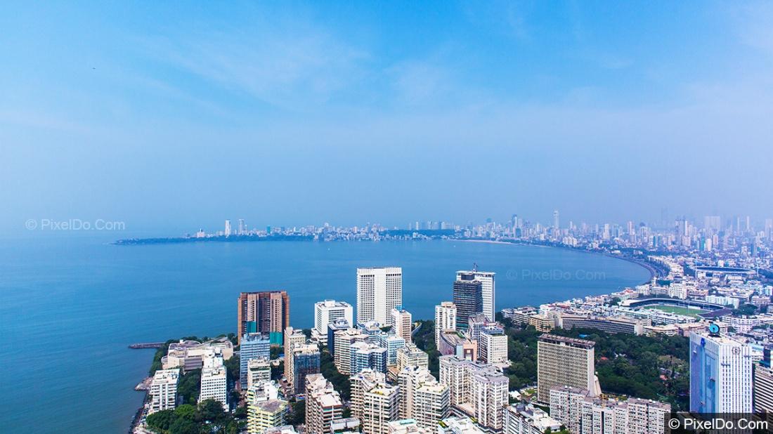 mumbai-aerial-view